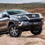 Toyota Fortuner может добраться до российского рынка