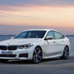 Новая «Шестёрка» BMW стала лифтбеком Gran Turismo