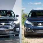 Chevrolet Traverse : Скоро и в России