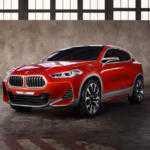 Появилась информация о моторной гамме компактного кроссовера BMW X2