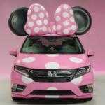 Honda и Disney создали минивэн для Минни Маус