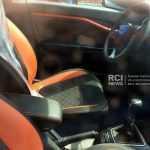 Серийная Lada Vesta SW Cross показала интерьер на фото