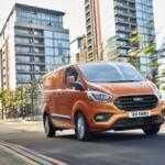 Ford представил новый Transit Custom