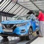 Обновленный Nissan Qashqai поставили на конвейер