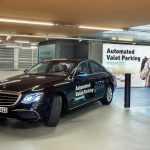 Автомобили Mercedes-Benz «научились» парковаться без водителя