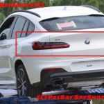 2018 BMW X4: Первый взгляд без камуфляжа