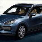 Новый 2018 Porsche Cayenne показал свой эволюционный дизайн