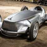 Infiniti Prototype 9 – ретро кар с электрической силовой установкой