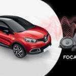 «НИКО Прайм Мегаполис» предлагает почувствовать музыкальный драйв с Renault Captur и аудио системой Focal