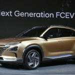Компания Hyundai показала новый водородный кроссовер
