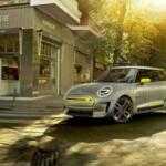 Хэтчбек MINI Electric Concept стал предвестником серийного электромобиля