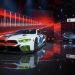 Франкфурт 2017: BMW привезла гоночную версию купе M8