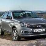 АВТОВАЗ поднял цены на Lada Vesta