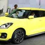 Франкфурт 2017: Suzuki представила хэтчбек Swift Sport третьего поколения