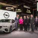 Франкфурт 2017: Opel представил мощную модификацию Insignia