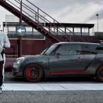 MINI подготовила ко Франкфурту прототип карбонового хэтча John Cooper Works GP Concept
