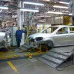 Производство автотранспорта в Украине в августе выросло на 74 процента