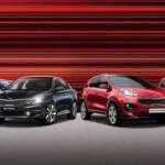 В России стартуют продажи серии Kia RED Line