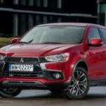 Mitsubishi ASX поступил в продажу в России