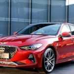 2018 Genesis G70, корейский конкурент BMW 3 Series