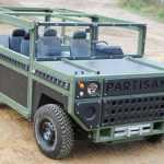 Partisan Motors представила внедорожник со 100-летней гарантией