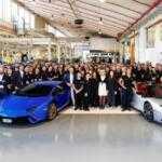 С конвейера Lamborghini сошли юбилейные Aventador и Huracan
