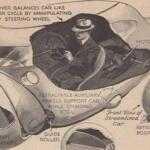 В Германии 30-х годов думали, что автомобили будущего будут такими