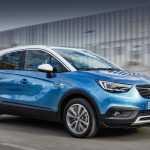 Компактный кроссовер Opel Crossland X теперь доступен с заводской газовой установкой
