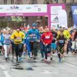 Движение транспорта 7 и 8 октября ограничат в связи с проведением 8-го Киевского марафона