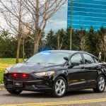 Ford представил гибридный седан для американских полицейских