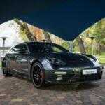 Porsche Panamera Sport Turismo представили в Украине
