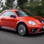Volkswagen Beetle может стать электрокаром