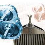 В 70-е годы Роллс-Ройс построил очень странный роторный двигатель
