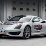 Спорткар Saleen S1 дебютирует в Лос-Анджелесе