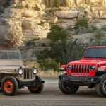 Вся существующая информация о внедорожнике Jeep Wrangler 2018 года