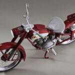 Yamaha предлагает собрать свою первую модель YA-1 из бумаги