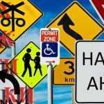 Повторяем предназначение новых дорожных знаков в 2018 году