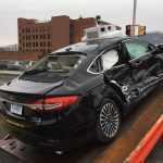 Беспилотник Ford попал в ДТП в США