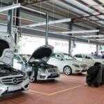 Крупный отзыв 6500 автомобилей Mercedes-Benz в России