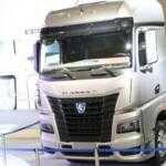 Новый, современный грузовик КамАЗ попал на видео
