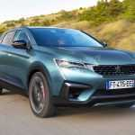 Peugeot готовит новый купеобразный кроссовер
