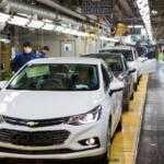 General Motors закрывает завод в Южной Корее. Предприятие выпускает Chevrolet Cruze и Orlando