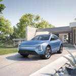 SF Motors представила два электрических 1073-сильных кроссовера