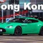 Автомобили Гонконга – неповторимое сочетание культовых моделей и перспективных новичков