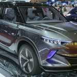 Женева 2018: электрический кроссовер SsangYong e-SIV Concept