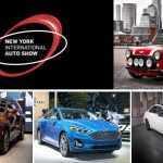 Главные новинки автосалона в Нью-Йорке 2018 года
