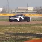 Новый гибрид Ferrari заметили на тестах