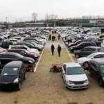 Импортированные автомобили с пробегом снова оказались популярнее новых