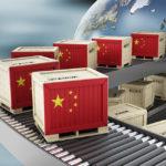 Доставка китайской продукции