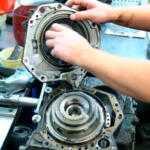 Обслуживание и ремонт автоматической трансмиссии TF60SN